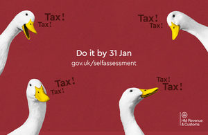Three million tax returns left to submit! Have you done yours? Tax-return-ducks-300x195